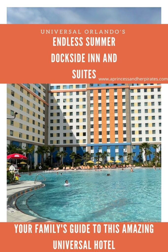 Universal's Endless Summer Dockside Inn and Suites