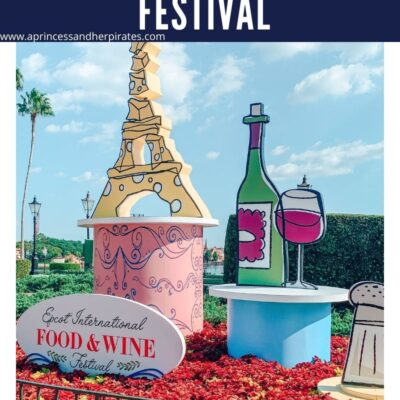 Everything You Need to Know about Epcot's Food and Wine Festival